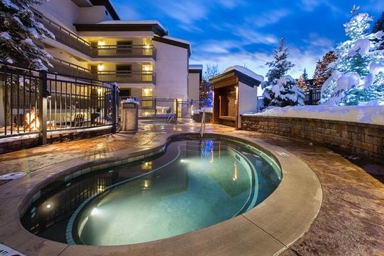 Dulany at the Gondola Condominiums by Steamboat Resorts: Dulany Hot Tubs