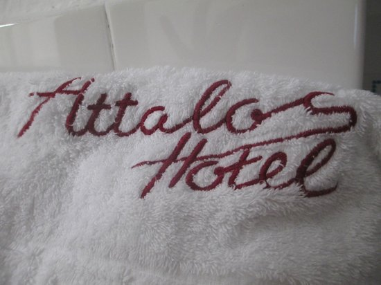 Attalos Hotel: towels