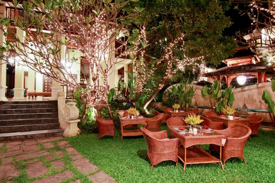 Puripunn Baby Grand Boutique Hotel: Hotel's Courtyard
