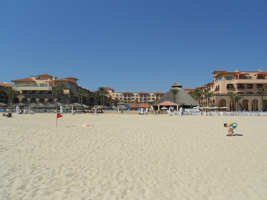 Royal Solaris Los Cabos:                   beach