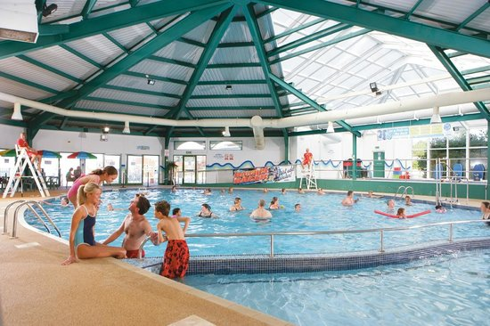 Indoor pool at littlesea holiday park picture of - Holidays in dorset with swimming pool ...