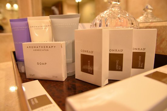 Conrad Centennial Singapore:                   