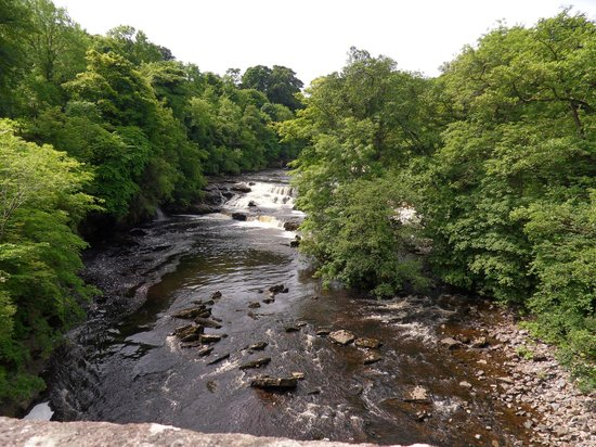 Sedbergh United Kingdom  city photos gallery : Aysgarth Falls Picture of Sedbergh, Cumbria TripAdvisor