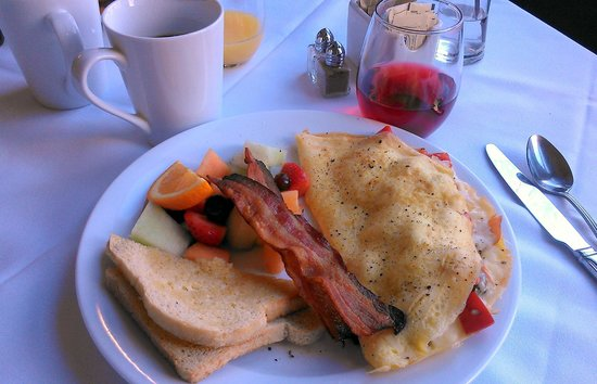 Princess Anne Hotel: Breakfast