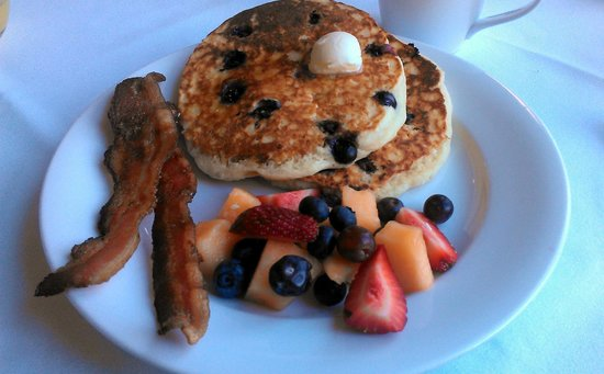 Princess Anne Hotel: Yummy breakfast!