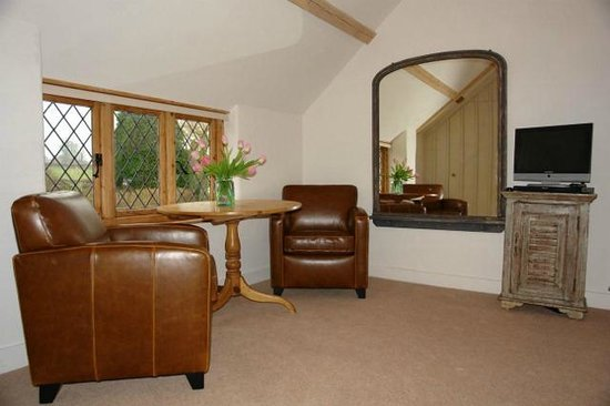 Ilminster, UK: Garden Room Sitting Area