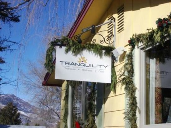 Ketchum, ID:                                     Tranquility, located at 6th & Washington in Ketcum Id, the c