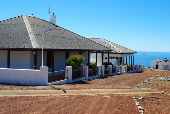 Cape Borda Lighthouse Keepers Heritage Accommodation:                                                                         Accommodation & Lightkee