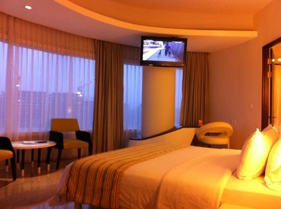 Sensa Hotel:                   Room with a view - 1202