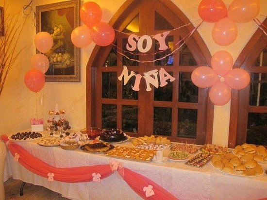 baby shower picture of sahara restaurante libanese cancun