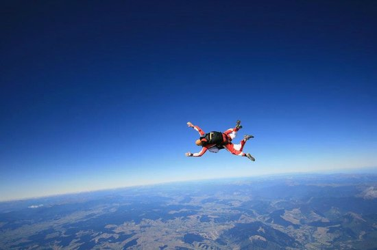 Motueka, New Zealand:                   Skydive Abel Tasmen