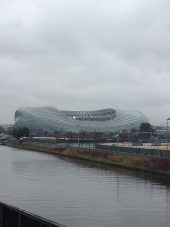Your Home from Home - Southdock:                   Stadium