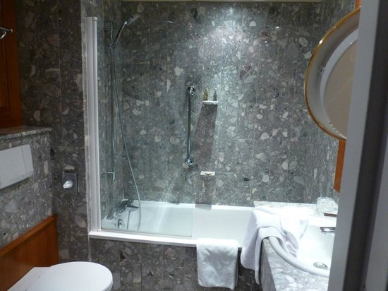 Crowne Plaza Toulouse:                   Roomy