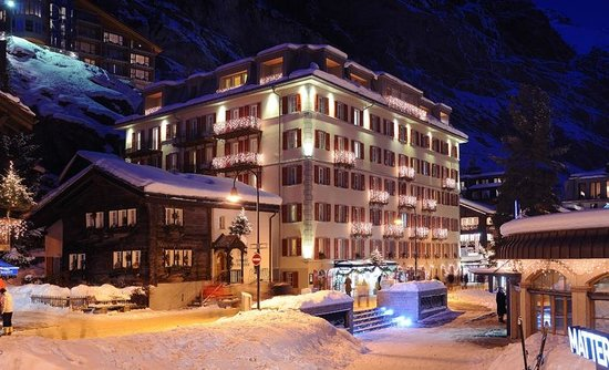 Photo of Hotel Monte Rosa Zermatt