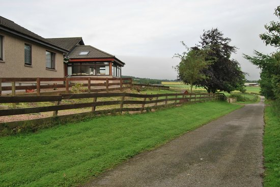 Woodside of Glasslaw Guest House:                   il b&b