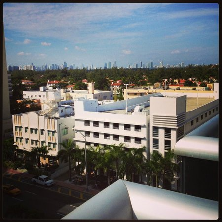 Churchill Suites Crown Miami Beach:                   View of South Beach
