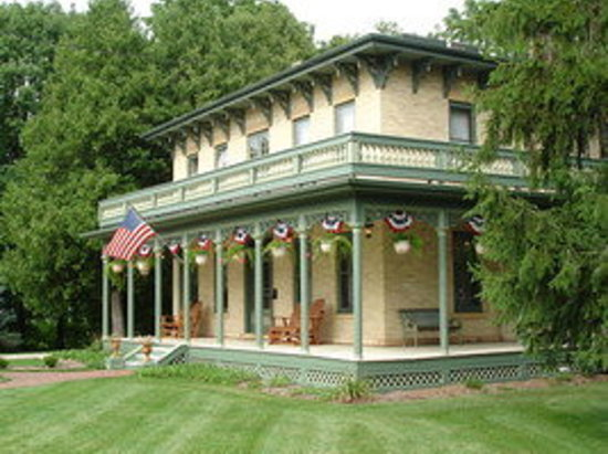 Mazomanie, WI: Walking Iron Bed and Breakfast