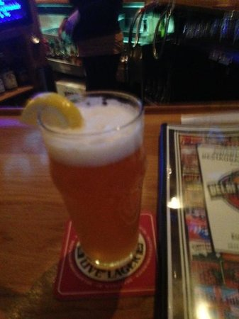 Delafield, WI: The Sommerzeit Hefe Weizen
