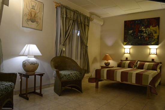 Hotel Villa Creole: Superior rooms