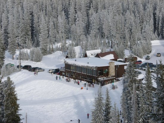 Anthony lakes mountain resort north powder or address for Anthony lakes cabin rentals