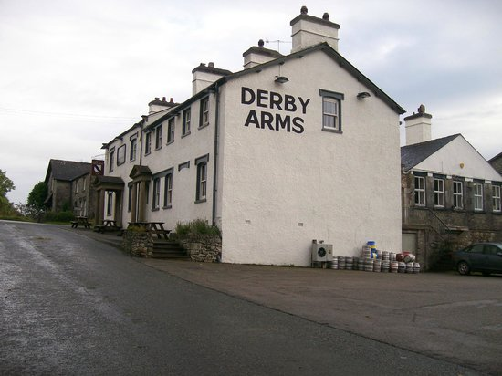 Witherslack, UK:                   The Derby Arms