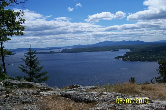 Greenville, ME: Majestic Moosehead Lake