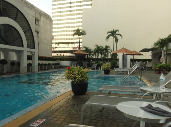 BelAire Bangkok:                   Pool