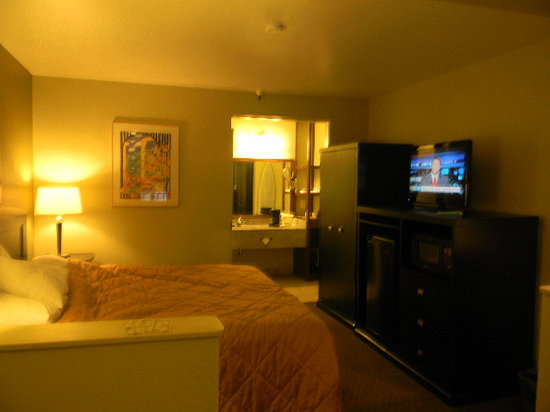Comfort Inn and Suites Rancho Cordova