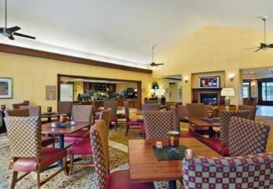 Ashburn, VA: Lobby and Dining