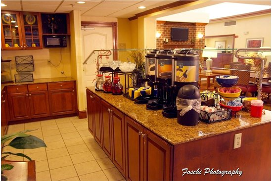 Homewood Suites Dulles - North / Loudoun, VA: Suite Start Breakfast and Welcome Home Dinner