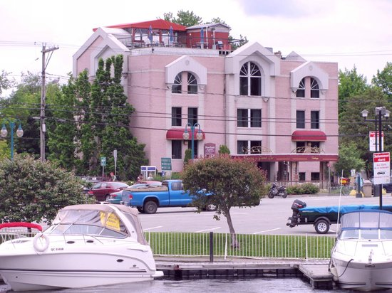 Hotel Auberge du Grand Lac