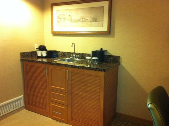Embassy Suites Chicago O&#39;Hare Rosemont:                                     Salon