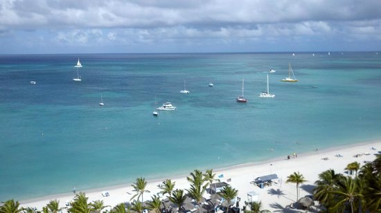 The Westin Resort & Casino, Aruba:                   Great view from our guest room