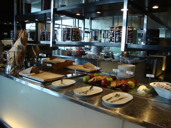 InterContinental Cairo Semiramis: Breakfast 10