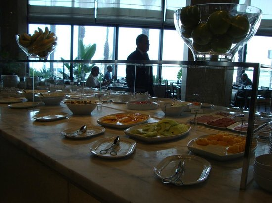 InterContinental Cairo Semiramis: Breakfast 3
