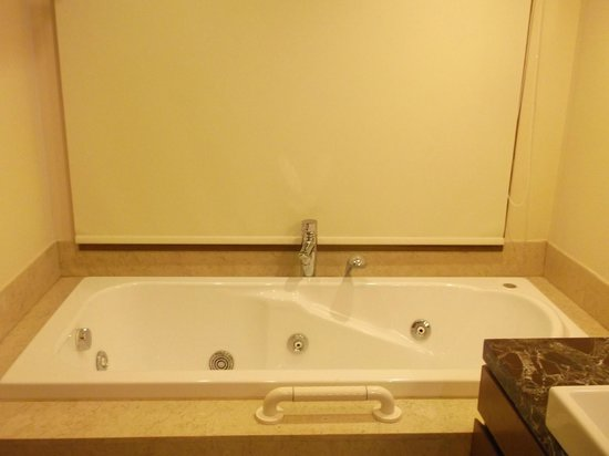 jetted bathtub picture of radisson blu hotel indore indore tripadvisor. Black Bedroom Furniture Sets. Home Design Ideas