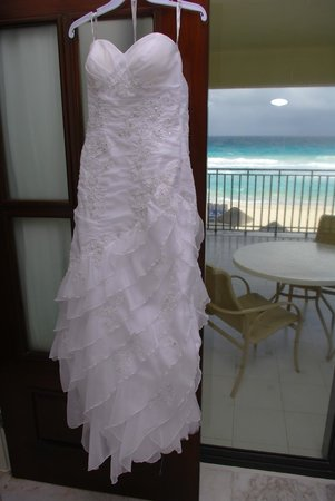 Marriott CasaMagna Cancun Resort: Bridal suite