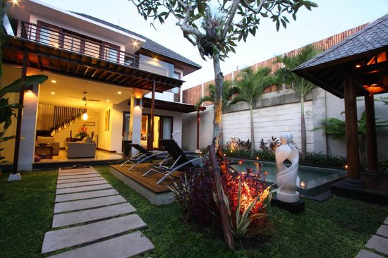 Grania Bali Villas: Private villa