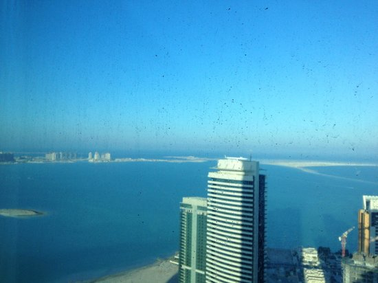 Kempinski Residences & Suites, Doha: View from the room