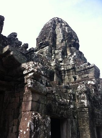 Siem Reap Province, Cambodge :                   The Bayom