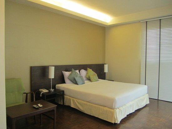 Baan Silom Soi 3: Boutique Accommodation:                   My room
