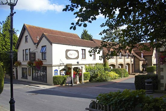 BEST WESTERN Old Tollgate Hotel