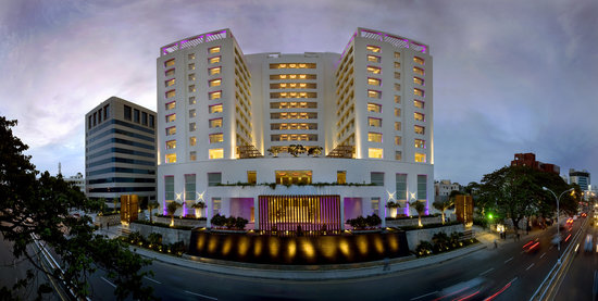The Raintree Hotel, Annasalai