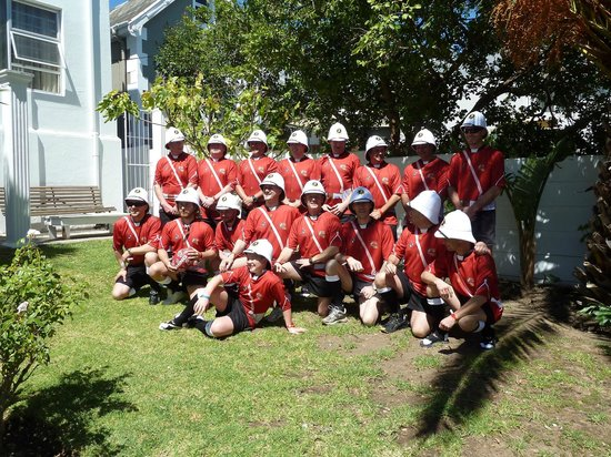 Altona Lodge:                   The Mighty V's on parade