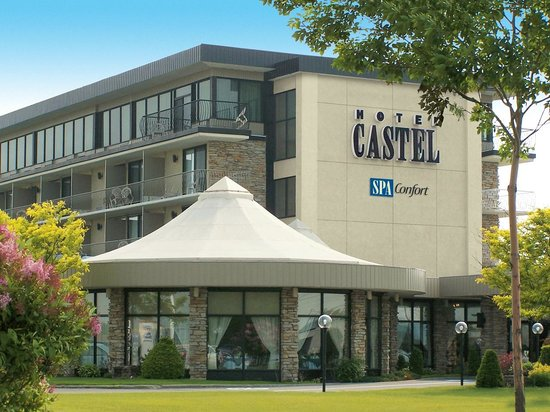 Hotel Castel & Spa Confort