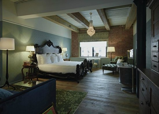 Soho House New York: Bedrooms