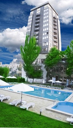 Photo of Hrazdan Hotel Yerevan