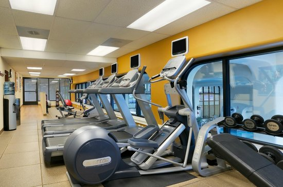 Embassy Suites Arcadia - Pasadena Area: Fitness Center