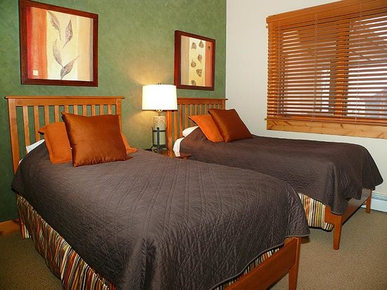 Canyon Creek Condominiums: Sample Bedroom