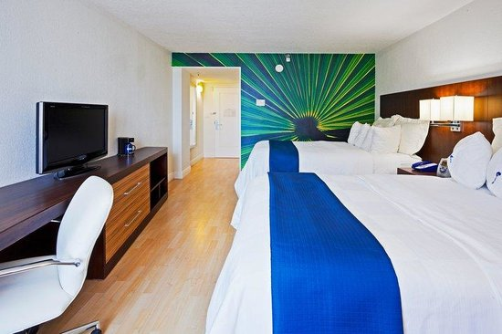 Hotel Indigo Miami Dadeland: Double Bed Guest Room